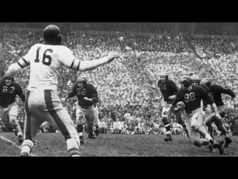 Big Ten Icons: Tom Harmon 3