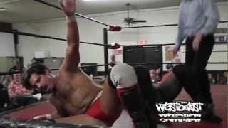 The West Coast Wrestling Company 2-25-12 - Joey Ryan vs. Willie Mack