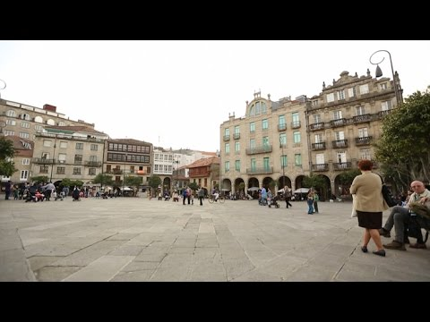 Pontevedra : la seule ville au monde sans voiture - Tout Compte Fait #TCF