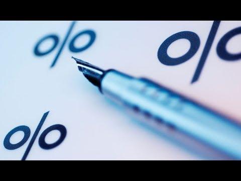 Как получить кредит под низкий процент?