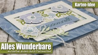 Alles Wunderbare | New-in | Mai-angebot | Incolor 2019-21 | Stampin' Up!