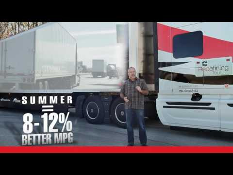 Factors Affecting Fuel Economy - Part 1 - Driver Training for On-Highway Heavy-Duty Truck Engines