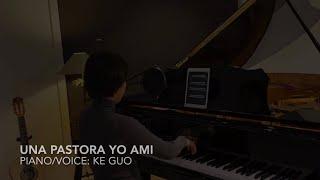 UNA PASTORA YO AMI - Sephardic Music / Ladino Love Song | Ke Guo (Guō Kě)