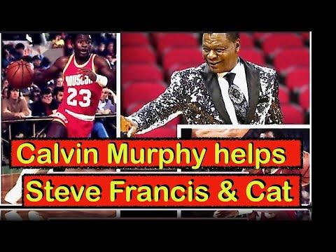 Houston Rockets Calvin Murphy Feature
