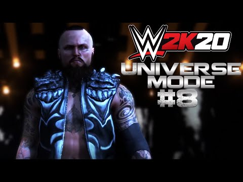 WWE 2K20 UNIVERSE MODE - Money in the Bank PPV (final part) | Ep #8