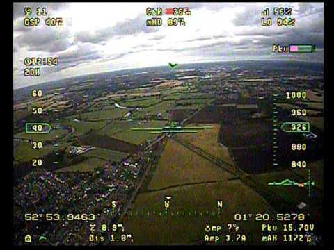 Mini UAV Talon Outing.
