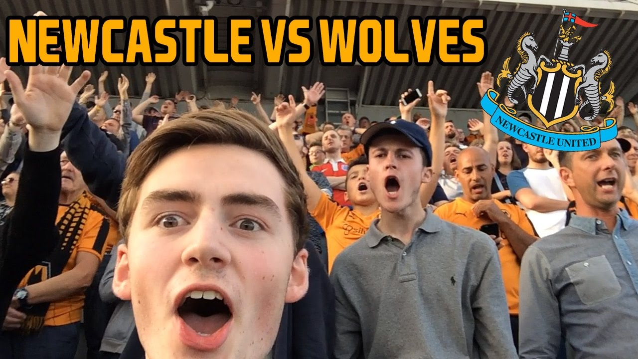 Newcastle Vs Wolves Away Day Wolves Away Match Day Vlog