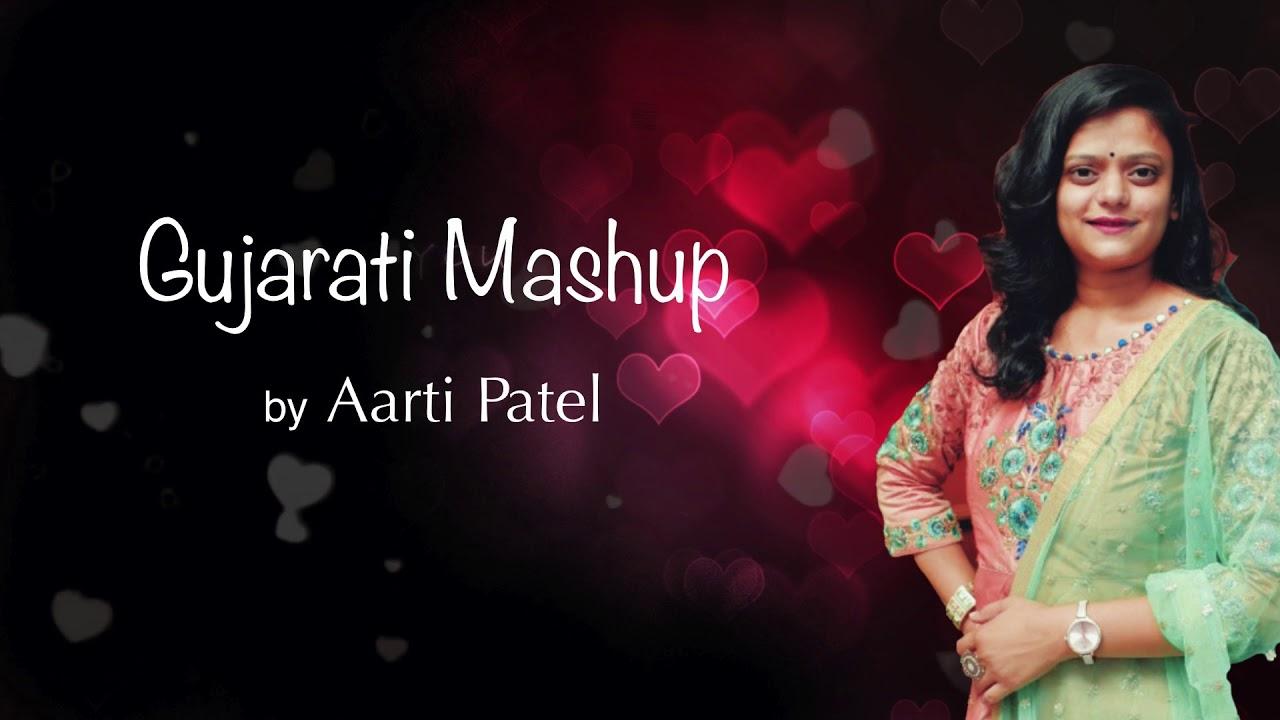 Download Gujarati Mashup | Ft. Aarti Patel | NikhilPranavShaileshTrio