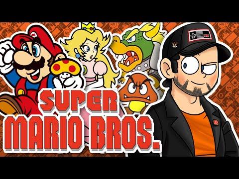 Super Mario Bros. Review - Marc Lovallo