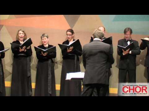 John Rutter: Windy nights - Claritas Vocalis, Dir. Uwe Heller