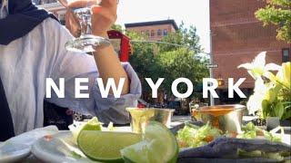 뉴요커 추천 뉴욕 맛집 대방출!! 여유롭게 먹고 쉬는 …