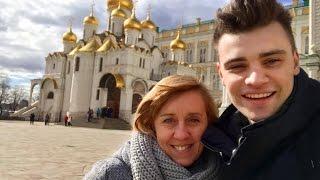 MOSKWA | Damian Kordas w podróży