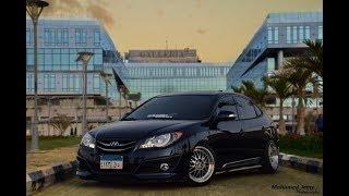 Hyundai Elantra HD Stance смотреть