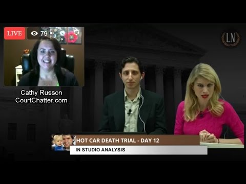 Cathy Russon Joins Law Newz to Discuss Ross Harris Trial 10/21/16