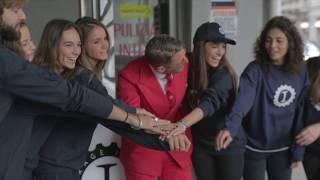 Garage Italia Customs - Piazzale Accursio - Press Conference 2015