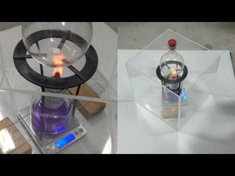 An Example of Alternative Activity for Conservation of Mass