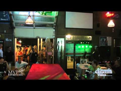 2014 MVP's Raw Bar & Grill Bikini Contest (3rd Annual) w/ Rozak
