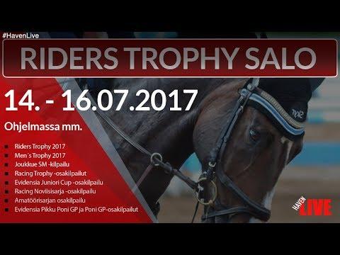 Riders Trophy 14.-16.7.2017 - Päivä 2 - LA