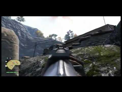 #23  Let´s Play Far Cry 4 King´s Bridge Explosiv und feurig