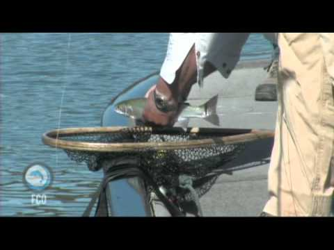 Fishing Central Oregon - Lava Lake