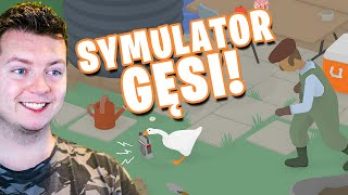 SYMULATOR ZŁEJ GĘSI!  | Untitled Goose Game #01 | Vertez