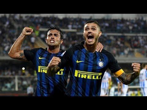 Inter Milan vs Sassuolo 1-2 Goals & Highlights 12-5-2018 HD