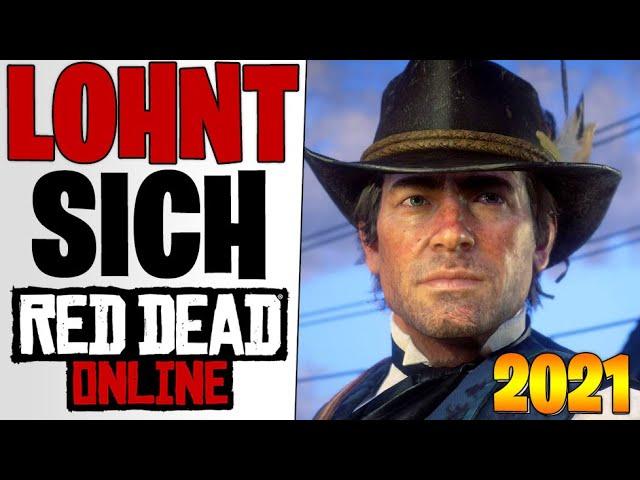 LOHNT SICH RED DEAD ONLINE IM JAHR 2021 ? - 20€ Standalone Inhalt vs. Vollversion | Zukunft REALTALK