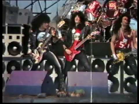 Kiss: Live At Castle Donington, UK 1988-08-20