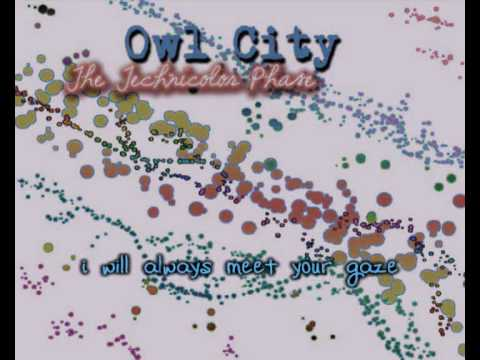 The Technicolor Phase (Owl City) Karaoke