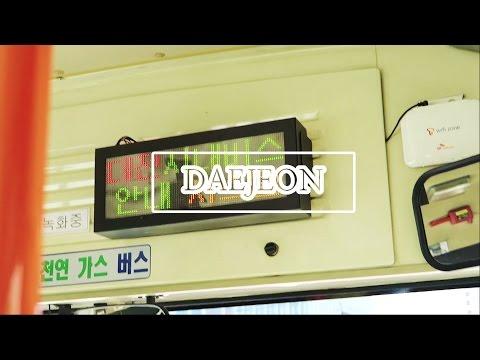 Daejeon city tour