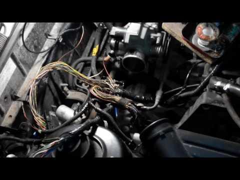 Chevrolet Lanos нет питания на бензонасосе, восстановление проводки