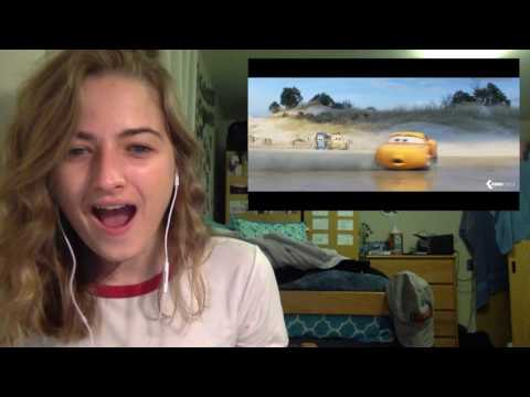 CARS 3 Official Trailer Reaction!