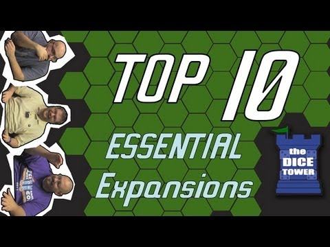 Top 10 Essential Game Expansions