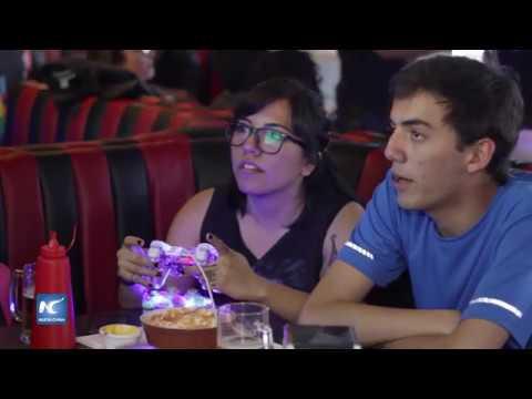 Restaurante para Gamers en la capital azteca