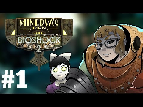 BioShock 2 Remastered Minerva's Den DLC Playthrough #1 |