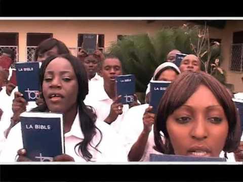 Chorale Sacre Cœur Pointe Noire Congo (Alleluia Makanda)