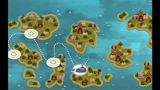 [Legend of the Skyfish] Lvl 8-10 of Western Ruins
