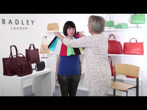 Colour Analysis for a CLEAR - with Radley and Colour Me Beautiful