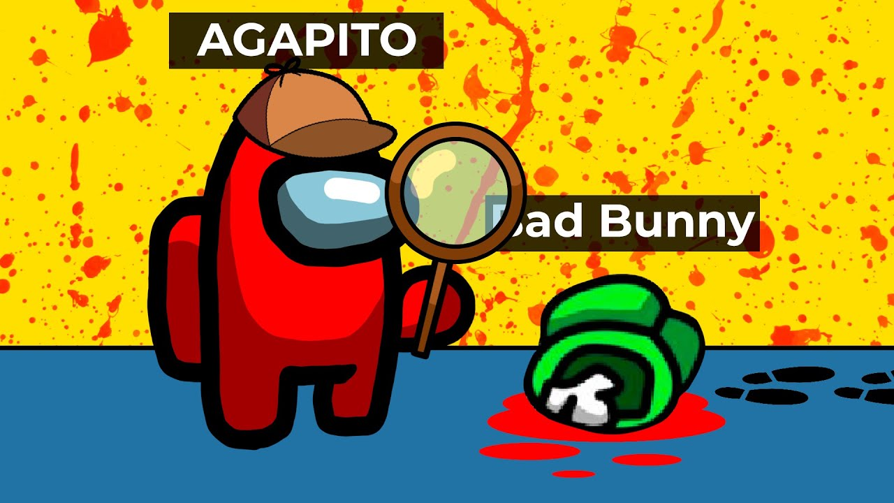 HAN MATADO A ALGUIEN Y VOY A DESCUBRIR AL ASESINO☠🔎 ¡DETECTIVE AGAPITO AL RESCATE! en Among Us