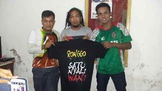 Bonek Sambut Ronggomania Di Surabaya