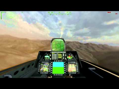 Arma 2 Combined Operations Jet dogfight HD