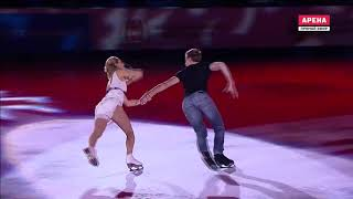 Sinitsina Katsalapov EX Russian Nationals 2017