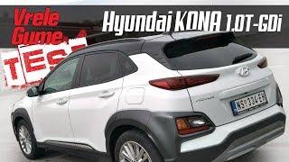 Hyundai Kona 1 0 T GDi TEST by Miodrag Piroški