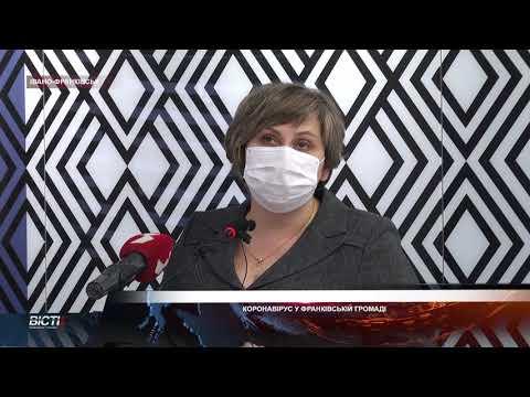 Плюс 583 нових хворих на COVID-19 за минулу добу на Прикарпатті