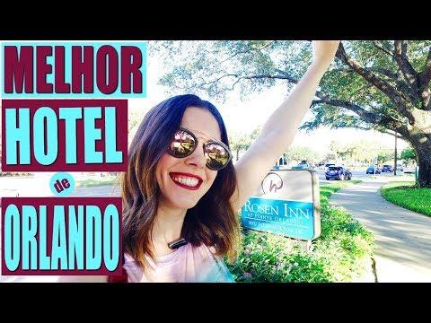 Meu hotel PREFERIDO em ORLANDO | ROSEN INN at Pointe Orlando