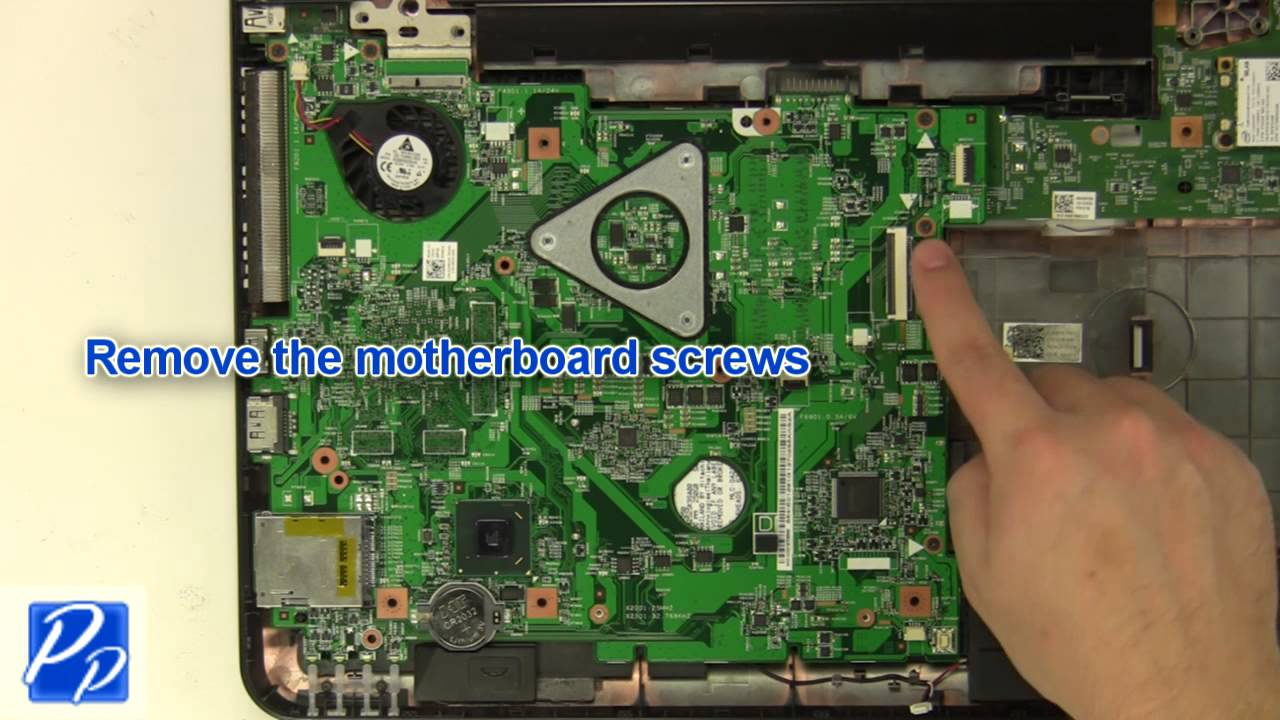 Dell Inspiron 15r N5110 Heatsink Fan Replacement Video