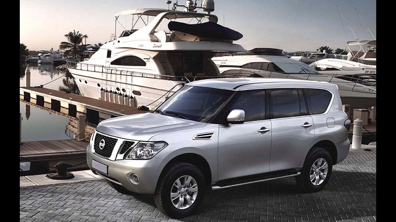 2016 nissan armada review official youtube vanachro Gallery