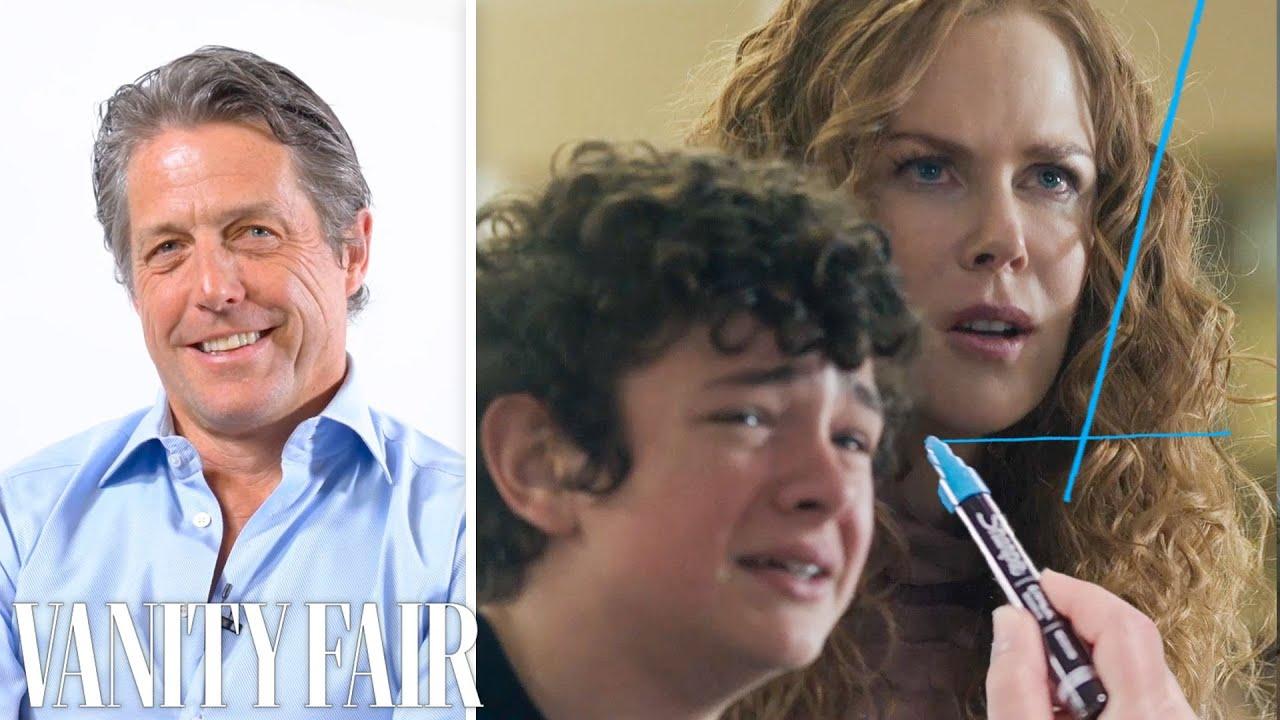 Hugh Grant Breaks Down a Scene from 'The Undoing' with Director Susanne Bier