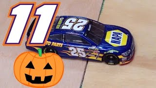 NASCAR STOP MOTION RANDOM CUTS 11: THE HALLOWEEN SPECIAL!!!!