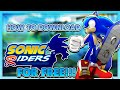 HOW TO GET SONIC RIDERS FOR FREE PC FULL VERSION (NO TORRENT) (VIRUS FREE) (QUICK AND EASY!)